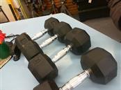 Exercise Equipment 25-30LB DUMBELL